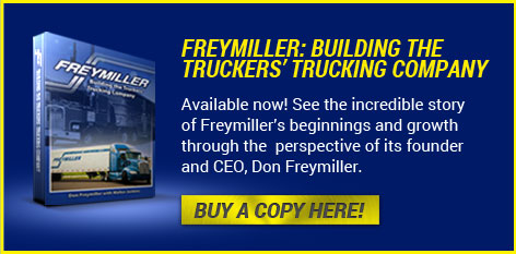 Building the Truckers' Trucking Company